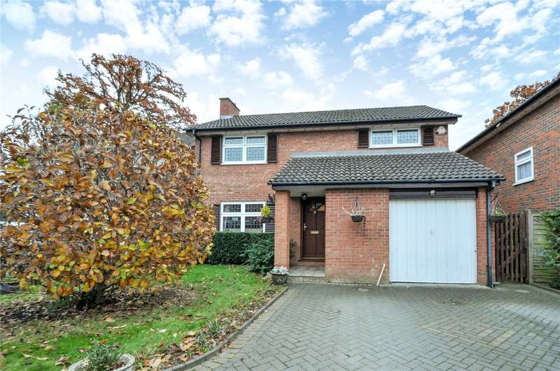 4 Bedrooms House for sale in Thames Drive, Ruislip, Middlesex, HA4