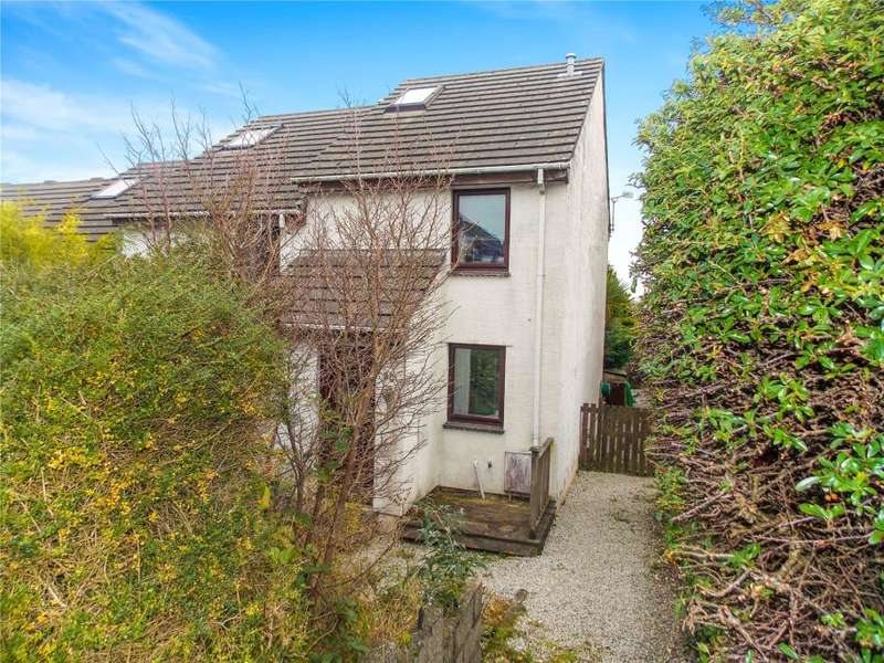 3 Bedrooms End Of Terrace House for sale in Alderwood Parc, Penryn, Cornwall
