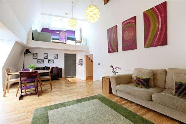 2 Bedrooms Flat for sale in Boss House, 2 Boss Street, London