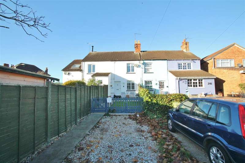 2 Bedrooms Terraced House for sale in Buckingham Road, Bletchley, Milton Keynes