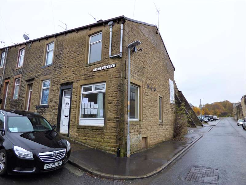 2 Bedrooms End Of Terrace House for sale in Hargreaves Street, Colne