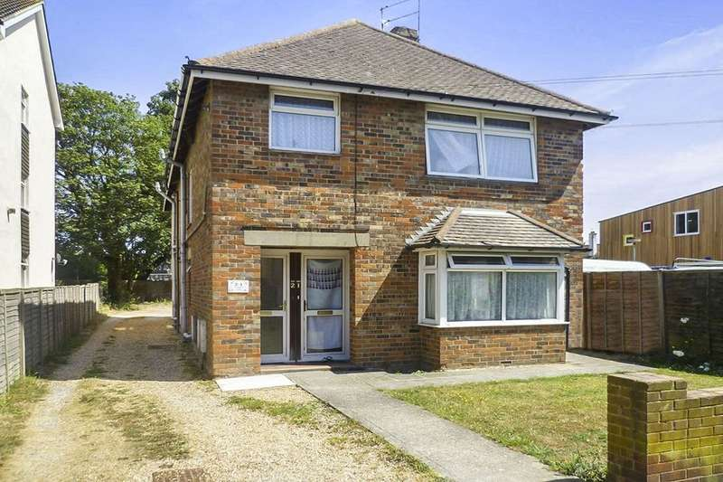 1 Bedroom Flat for sale in Glamis Street, Bognor Regis, PO21
