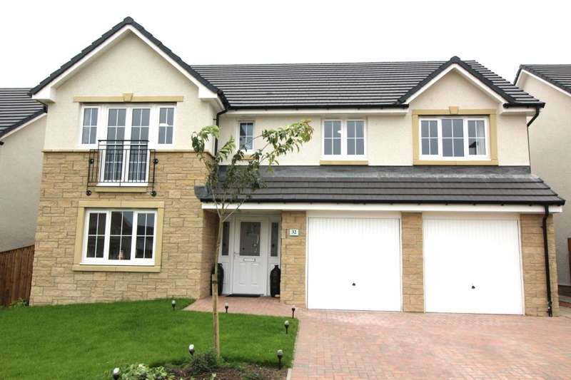 5 Bedrooms Detached House for sale in Millcraig Place, Winchburgh, EH52