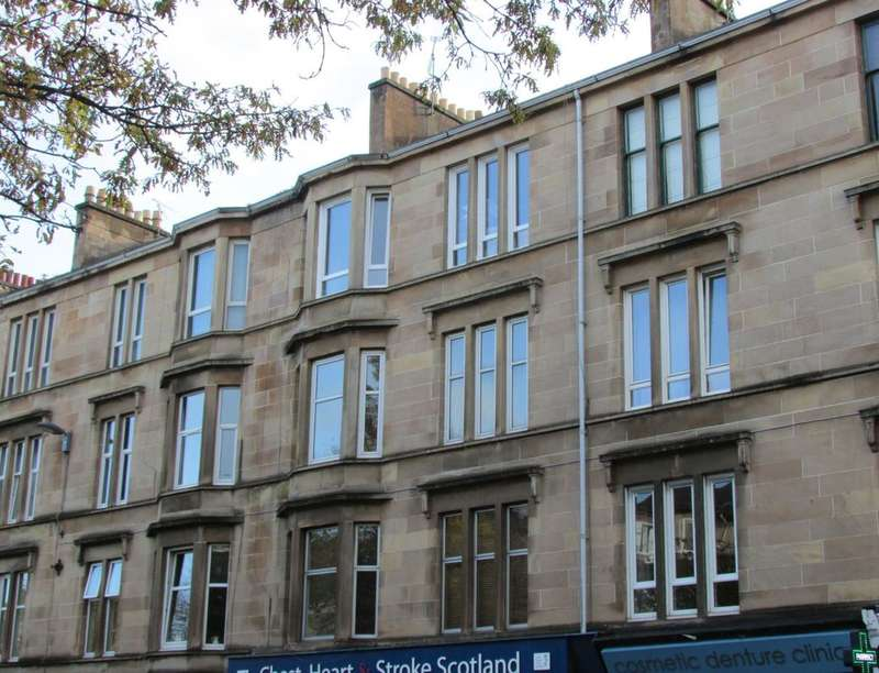 2 Bedrooms Flat for rent in Clarkston Road, Glasgow, G44
