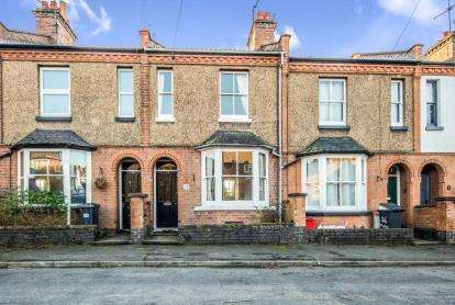 3 Bedrooms Terraced House for sale in Albert Street, Leamington Spa, Warwickshire, England