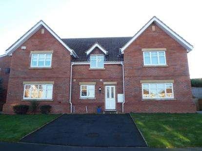 2 Bedrooms Terraced House for sale in Copa'r Bryn, Llysfaen, Colwyn Bay, Conwy, LL29