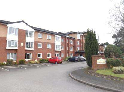 1 Bedroom Flat for sale in Undercliffe House, Dingleway, Warrington, Cheshire