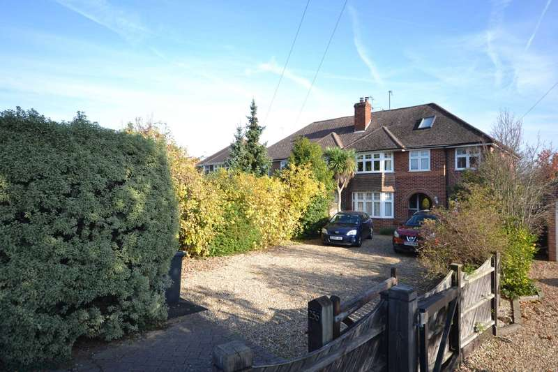 5 Bedrooms Semi Detached House for sale in Peppard Road, Emmer Green