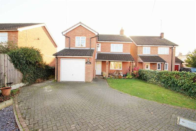 4 Bedrooms Detached House for sale in Harinda, Chase Road West, Great Bromley, Colchester