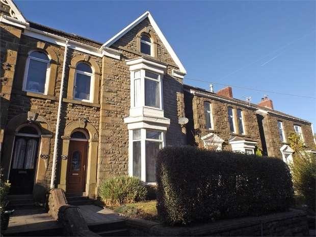 6 Bedrooms Semi Detached House for sale in Springfield Street, Morriston, Swansea, West Glamorgan