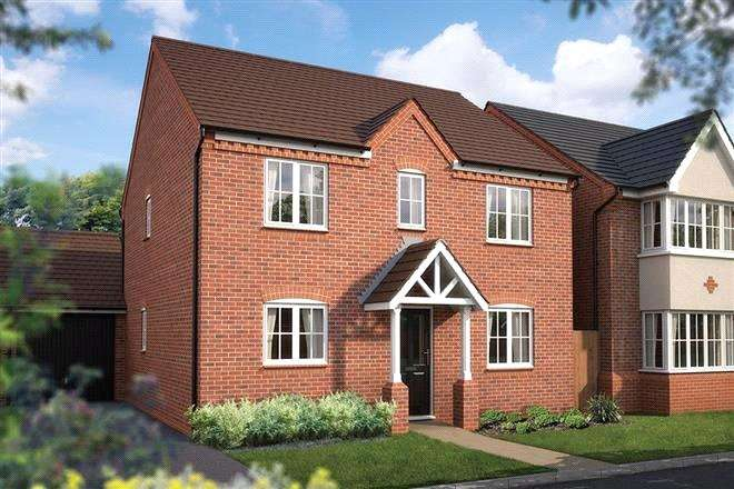 4 Bedrooms Detached House for sale in Emmbrook Place, Wokingham, Berkshire, RG41