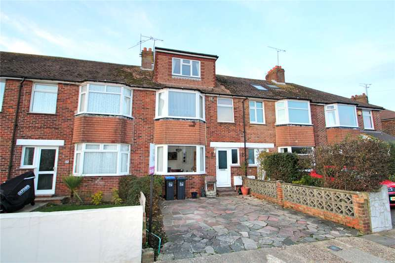 4 Bedrooms Terraced House for sale in Greenland Road, Worthing, West Sussex, BN13