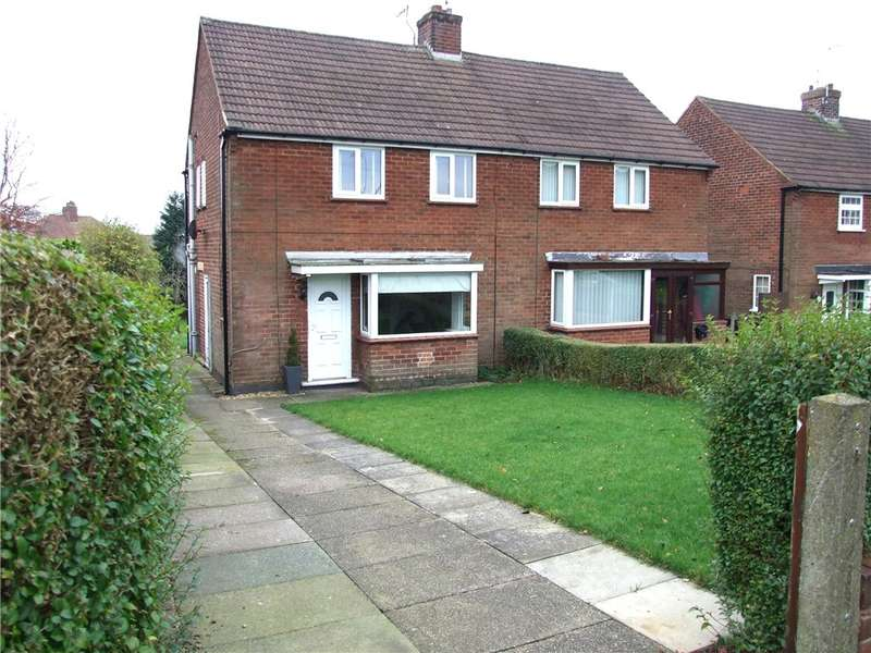 2 Bedrooms Semi Detached House for sale in Colin Street, Alfreton, Derbyshire, DE55