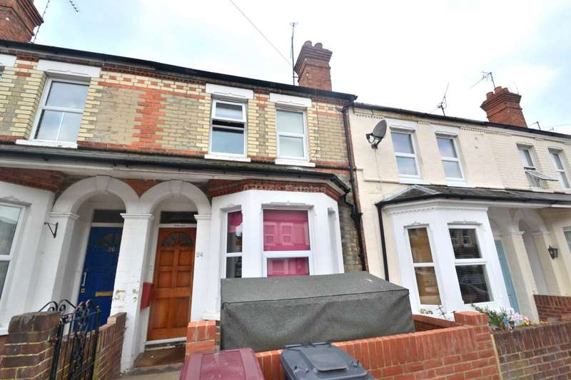 4 Bedrooms Terraced House for rent in St Edwards Road, Reading