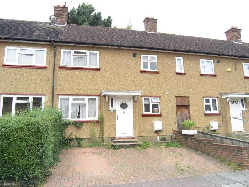 3 Bedrooms Terraced House for sale in Thorpe Crescent, Oxhey