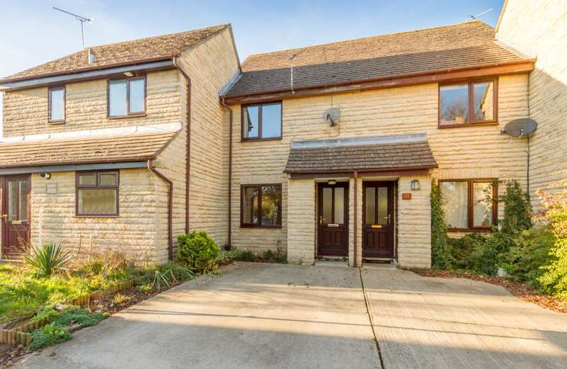 2 Bedrooms Terraced House for sale in Cogges Hill Road, Witney