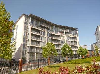 2 Bedrooms Flat for sale in Alfred Knight Way, Birmingham, West Midlands, West Midlands