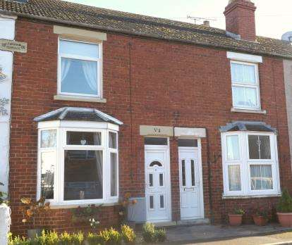 3 Bedrooms Terraced House for sale in Lewisham Terrace, Newtown, Berkeley, Gloucestershire