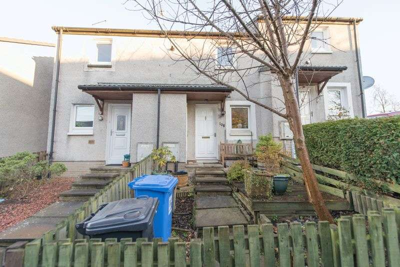 2 Bedrooms Terraced House for sale in Maryfield Park, Mid Calder, EH53 0SE