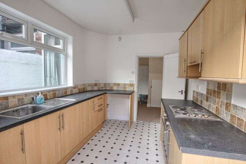 2 Bedrooms Terraced House for sale in Clive Road, Middlesbrough