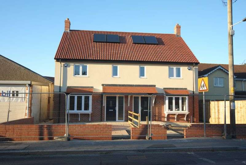 3 Bedrooms Semi Detached House for sale in Shires Court, Langport