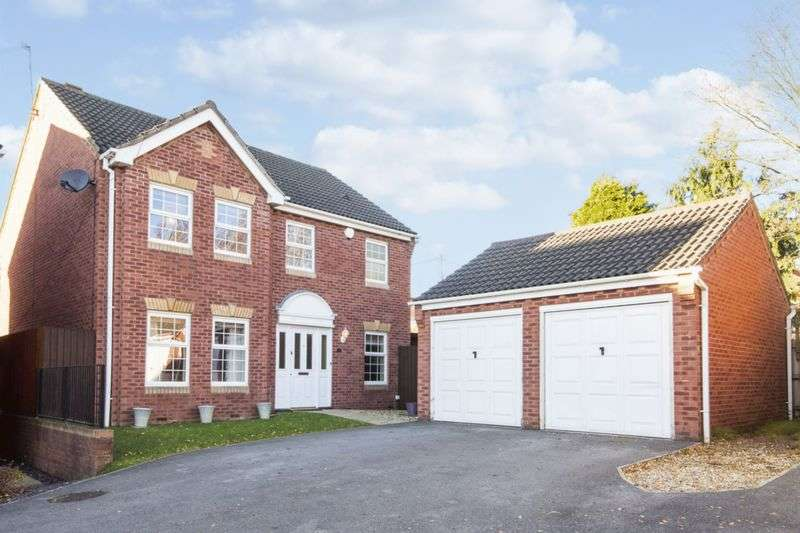 4 Bedrooms Detached House for sale in The Nurseries, Newport