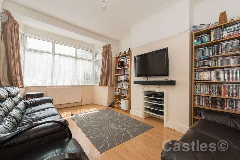 3 Bedrooms Terraced House for sale in Perth Road N22