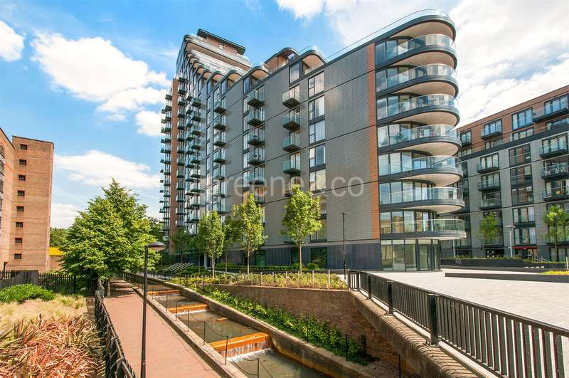 2 Bedrooms Flat for sale in Park Vista Tower, 5 Cobblestone Square, Wapping, E1W