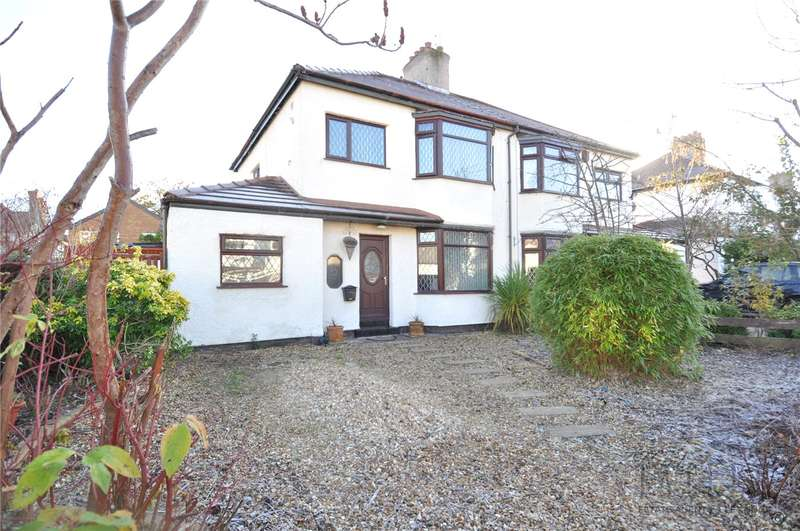 3 Bedrooms Semi Detached House for sale in Loretto Drive, Upton, Wirral