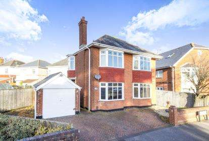 3 Bedrooms Detached House for sale in Bournemouth, Dorset, 73 Winston Road