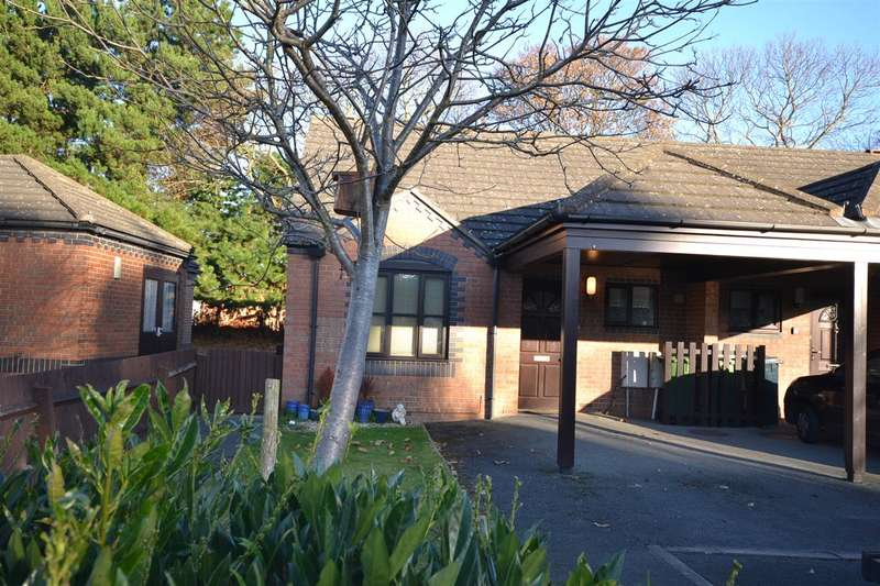 1 Bedroom Bungalow for sale in Westminster Close, Shrewsbury