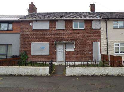4 Bedrooms Terraced House for sale in Jarrett Road, Liverpool, Merseyside, L33