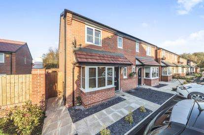 3 Bedrooms Semi Detached House for sale in Mulvanney Crescent, St Helens, Merseyside, Uk, WA10