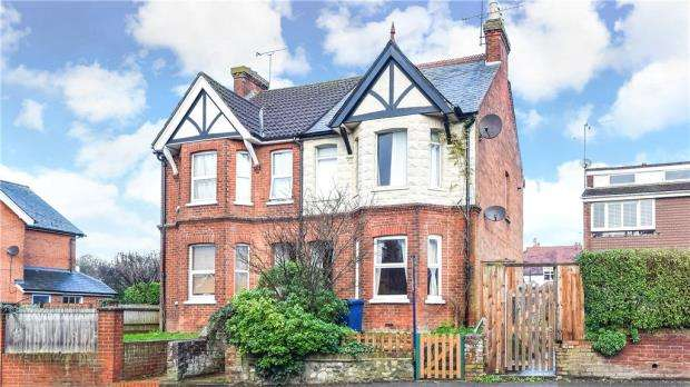 2 Bedrooms Apartment Flat for sale in Hale Road, Farnham, Surrey