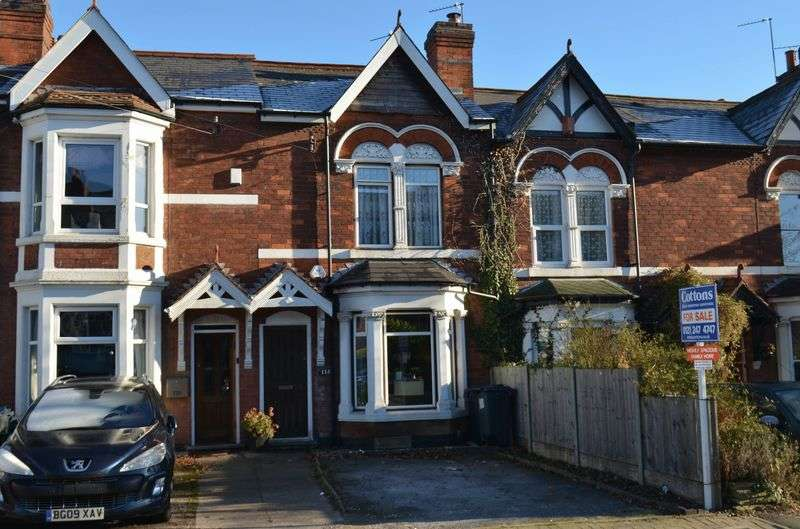 3 Bedrooms Terraced House for sale in Watford Road, Cotteridge