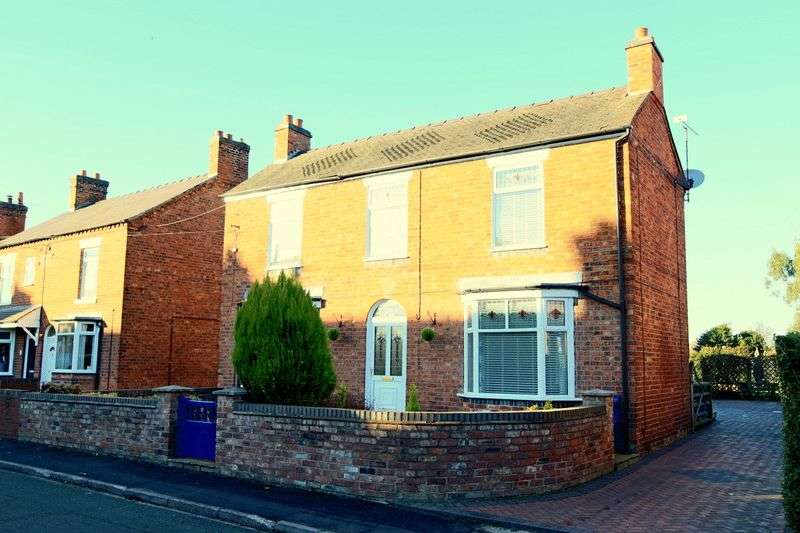 4 Bedrooms Detached House for sale in Moorfields, Willaston