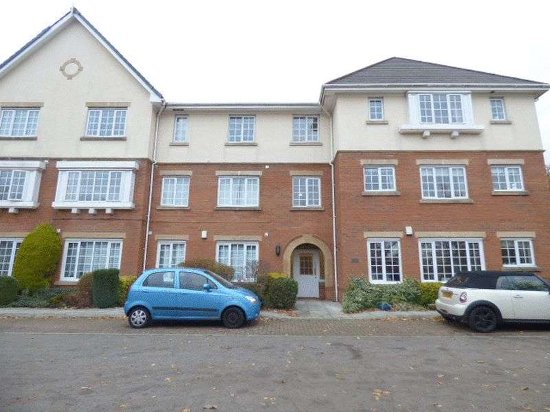 2 Bedrooms Flat for sale in Chilton Court, Maghull