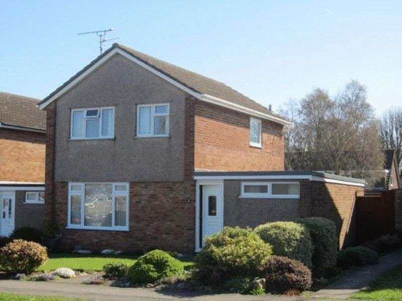 3 Bedrooms Detached House for sale in Hyde Avenue, Thornbury