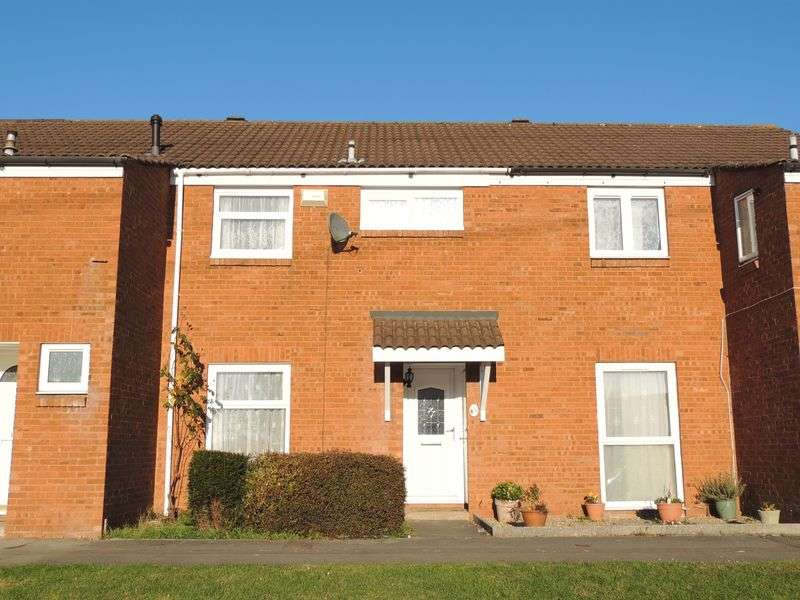 3 Bedrooms Terraced House for sale in Caldicot Close, Willsbridge, Bristol