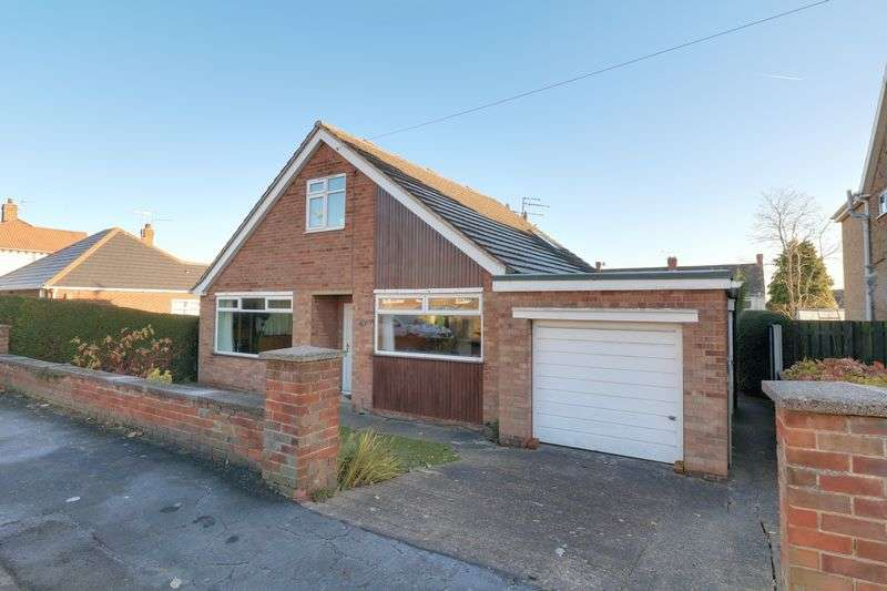 5 Bedrooms Detached Bungalow for sale in Sunnybank, Barton-Upon-Humber