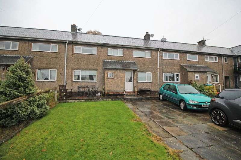 3 Bedrooms Terraced House for sale in Bryn Domwy, Gwyddelwern