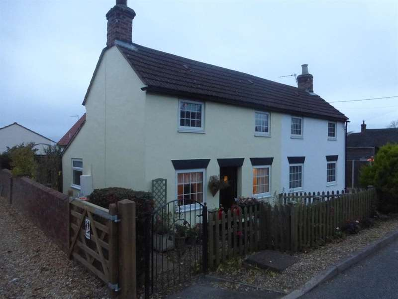 2 Bedrooms Detached House for sale in High Street, Thurleigh, Bedford, MK44