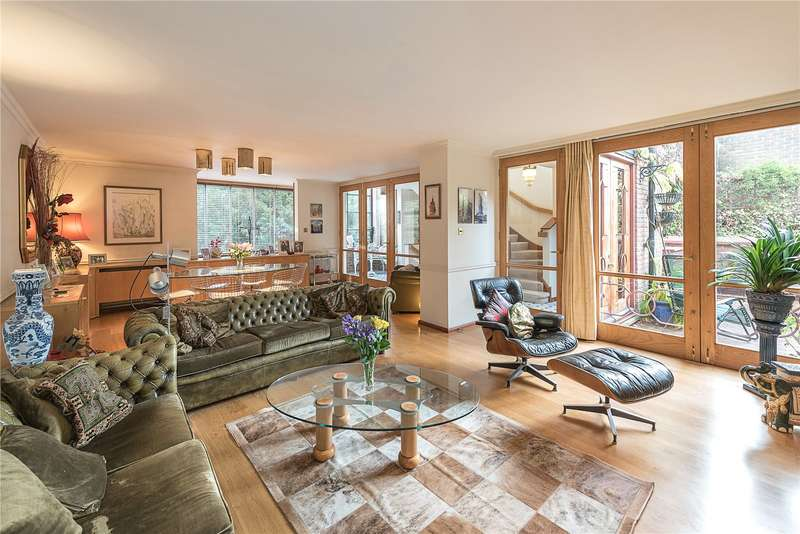 5 Bedrooms Semi Detached House for sale in Birchwood Drive, Hampstead, London, NW3