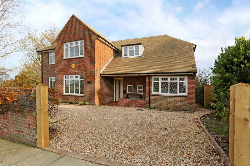 5 Bedrooms Detached House for sale in Mill Drive, Henfield, West Sussex, BN5