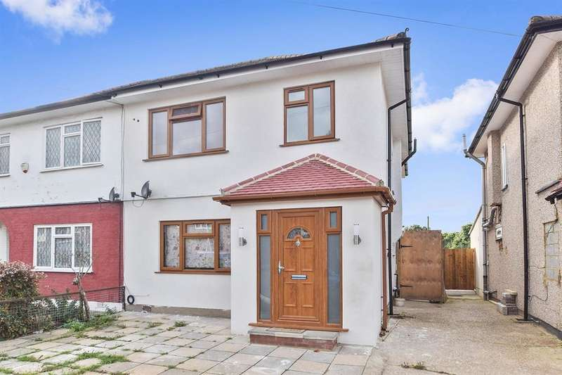 5 Bedrooms Semi Detached House for sale in Derwent Drive, Hayes, UB4