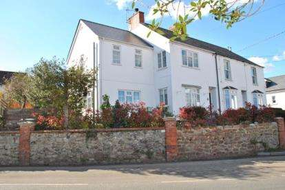 3 Bedrooms Semi Detached House for sale in Sidmouth, Devon