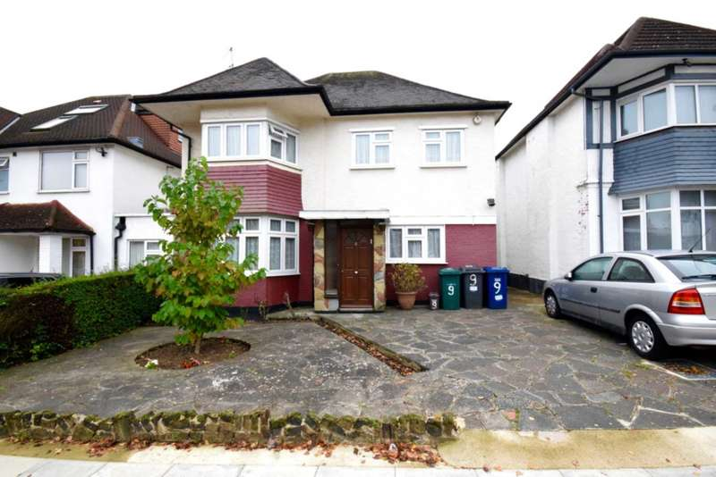 4 Bedrooms House for sale in Mayfield Gardens, Hendon