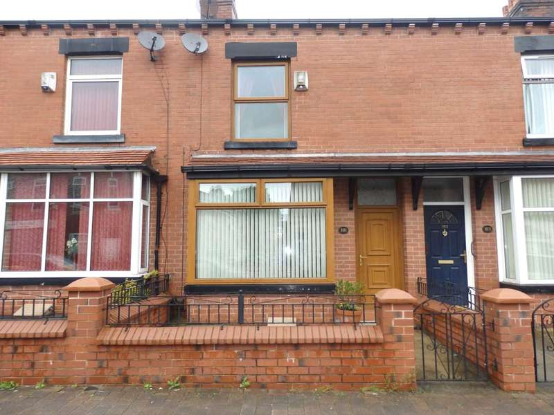 3 Bedrooms Terraced House for sale in Thicketford Road, Tonge Moor
