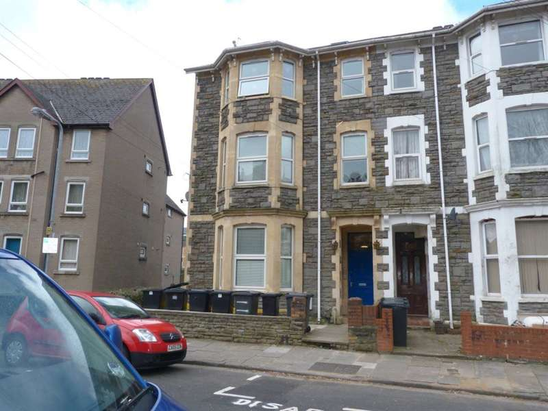 1 Bedroom Flat for rent in Richmond Crescent, Roath, (1 Bed)