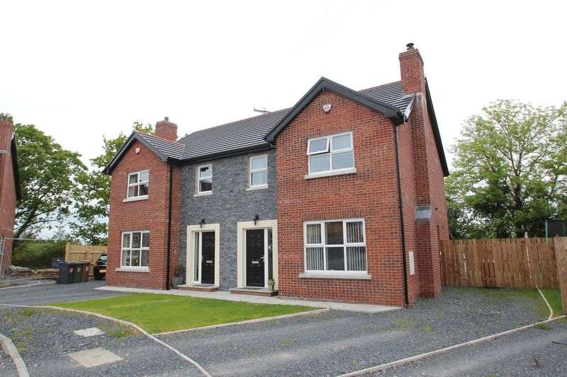 4 Bedrooms Semi Detached House for sale in 66 Moss View, Waringstown